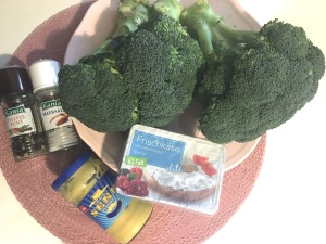 Broccolisalat_Zutaten