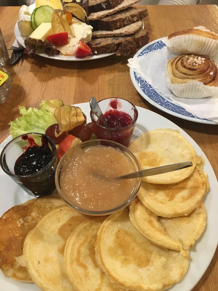 Locations zum Frühstücken inHamburg