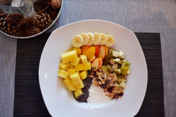 Frühstücksidee mit Chia-Samen