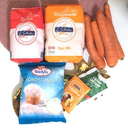 carrotcake-zutaten