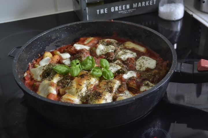 Gnocchi-Brokkoli-Auflauf (10 Smartpoints)