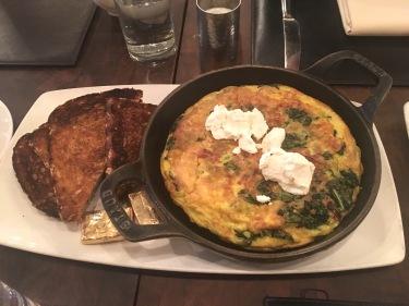 Frittata-Frühstück-NYC