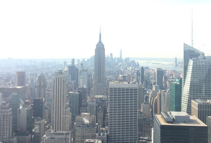 NYC Travelguide No. 1 –Sightseeing