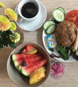 Frühstück-Food-Wellness